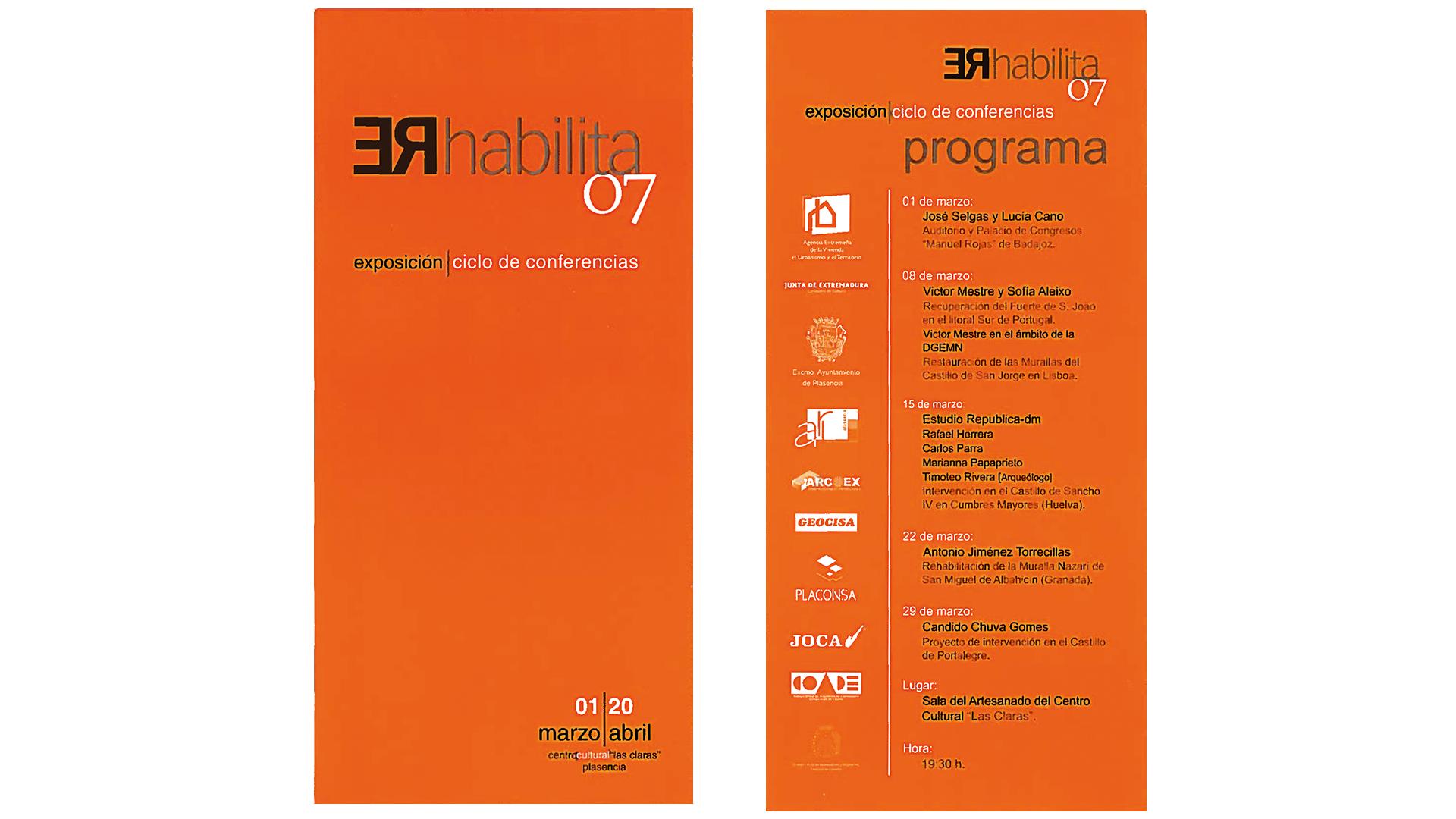 programa rehabilita 2007 plasencia